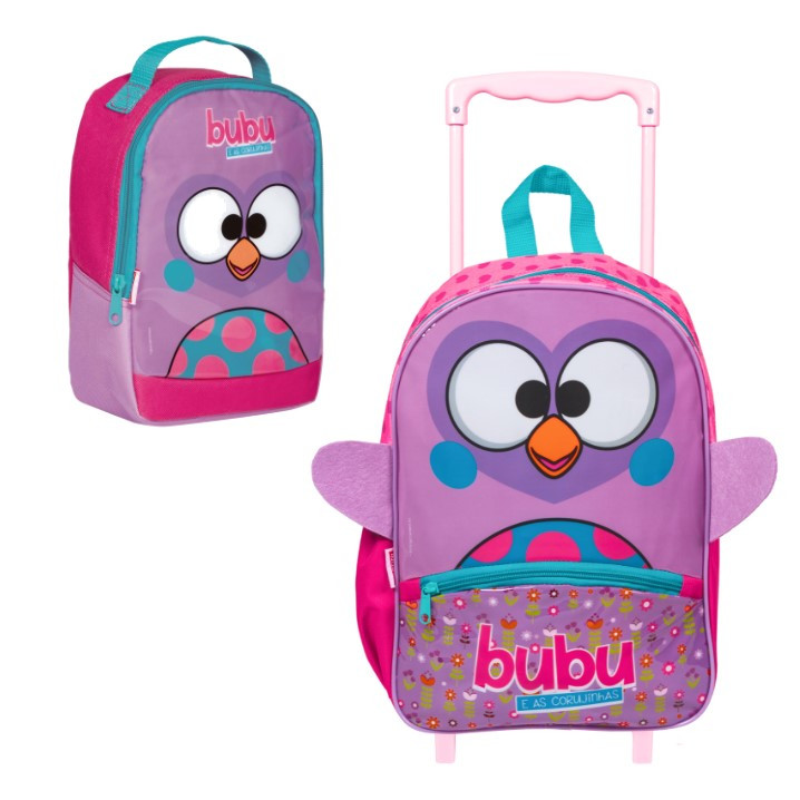 MOCHILA  CAR SESTINI BUBU+LANCH 65578