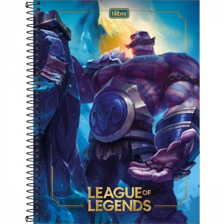 CAD UNIV C DURA 10M 160F LEAGUE OF LEGENDS TIL